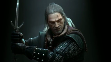 The Witcher 2: Assassins of Kings - XBox 360 Reveal Teaser Trailer