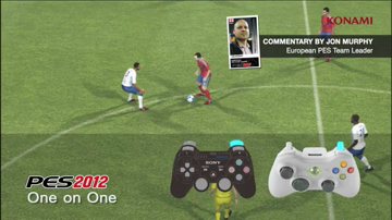Pro Evolution Soccer 2012 - One on One