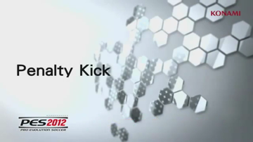 PES 2012 - Gameplay Video: Penalty Kick