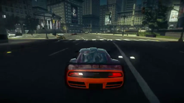 Ridge Racer Unbounded Custom Cities