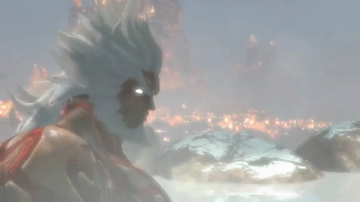 Asura's Wrath - GamesCom 2011 Trailer