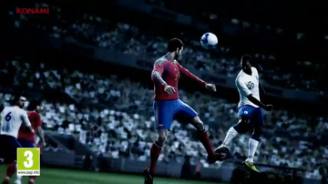 Pro Evolution Soccer 2012 - Official myPES Trailer