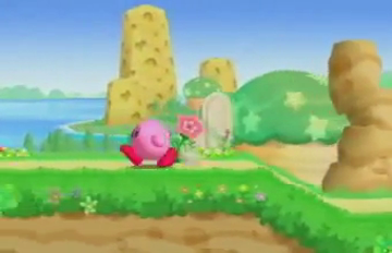 Kirby's Return to Dreamland - Movement Video