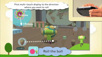 Touch My Katamari - PS Vita - Shape Shifting Katamari Action!