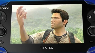 Uncharted: Golden Abyss- PS Vita Trailer