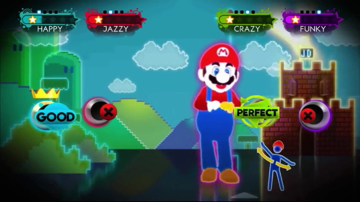 Just Dance 3 - Mario DLC Trailer