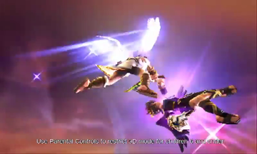 Kid Icarus: Uprising - New Trailer