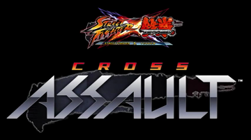 Street Fighter X Tekken: Cross Assault coach teaser