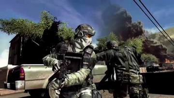 Ghost Recon: Future Soldier - Premiere Gameplay