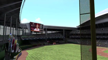 MLB 12: The Show - Marlins Park Trailer