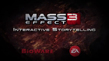 Mass Effect 3 - Interactive Storytelling