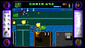 Retro City Rampage - ''Big News'' 2012 Trailer