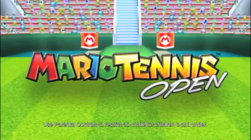 Mario Tennis Open - Teaser Trailer