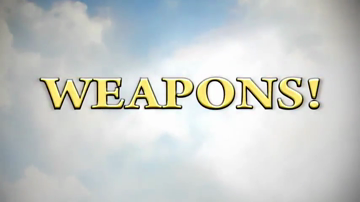 Kid Icarus: Uprising - Weapons!